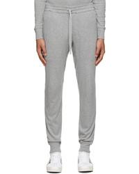 Tom Ford Grey Regular Fit Lounge Pants