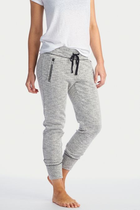Aerie Grey Rie Skinny Jogger Jogging Pants 44 American Eagle
