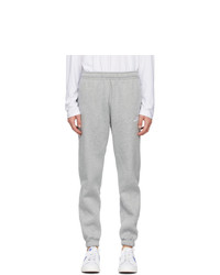 Nike Grey Sportswear Club Lounge Pants