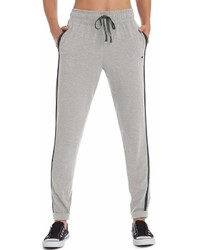 Champion Heathered Jersey Jogger Sweatpants