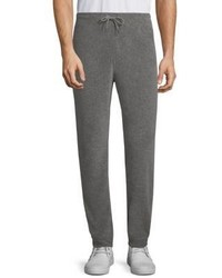 A.P.C. Heathered Jogging Track Pants