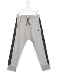 Kenzo Kids Stripe Appliqu Track Pants