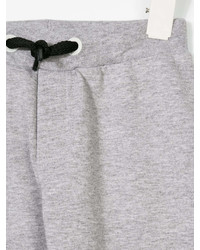 Fendi Kids Logo Print Sweatpants