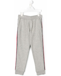 Moncler Kids Side Stripes Sweatpants