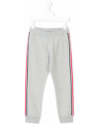 Moncler Kids Striped Sweatpants