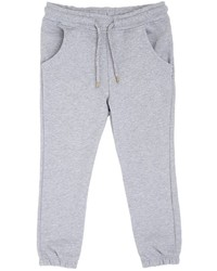 MSGM Cotton Fleece Jogging Pants