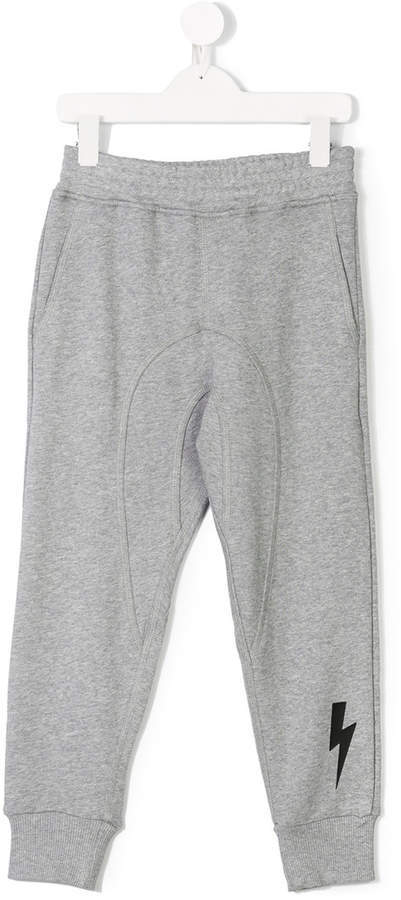 Neil Barrett Kids Elasticated Waist Sweatpants