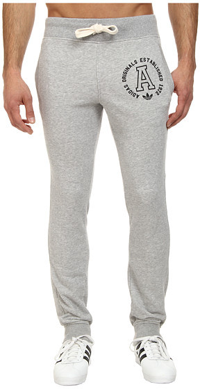 10ec94faa adidas Originals Slim French Terry Sweatpants, $60 | 6pm.com ...
