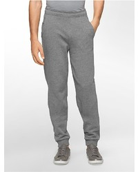 Calvin Klein Performance Tapered Fleece Sweatpants