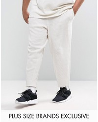 Puma Plus Waffle Joggers In Gray To Asos