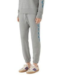 Gucci Side Logo Sweatpants