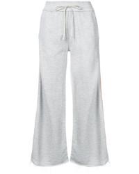 Mother Side Stripe Sweatpants