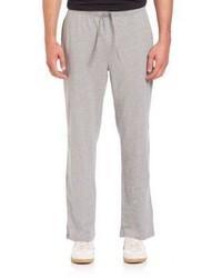 Hugo Boss Stretch Cotton Knit Lounge Pants