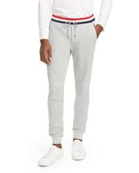 Moncler Stripe Jogger Pants