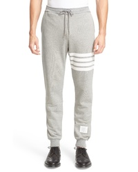 Thom Browne Stripe Jogger Pants