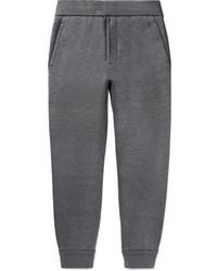 Prada Tapered Cotton Blend Tech Jersey Sweatpants