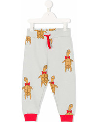 Mini Rodini Turtle Motif Sweatpants