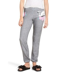 Wildfox knox swans crossing sweatpants medium 5257024