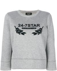 Dsquared2 24 7 Star Sweatshirt
