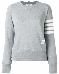 Thom Browne 4 Bar Stripe Sweatshirt