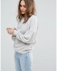Vero Moda Balloon Sleeve Sweatshirt