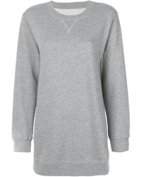 MM6 MAISON MARGIELA Classic Long Sleeve Sweatshirt