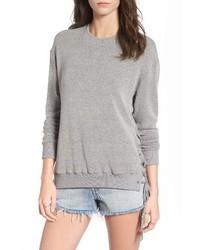 Clothing bryce fleece sweatshirt medium 4412933