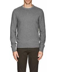Ralph Lauren Purple Label Cotton Blend French Terry Sweatshirt