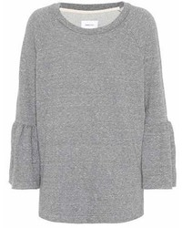 Current/Elliott Cotton Blend Sweatshirt