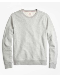 Brooks Brothers Cotton French Terry Sweatshirt