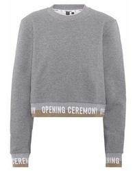 Opening Ceremony Cotton Sweatshirt