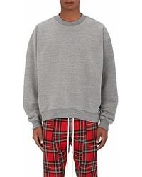 Fear Of God Cotton Terry Oversized Sweatshirt