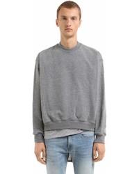 Fear Of God Crewneck Cotton Blend Sweatshirt