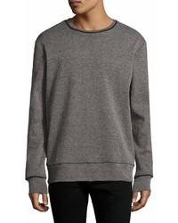 Twenty Crewneck Knit Sweatshirt