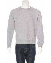 Frame Denim Crew Neck Pullover Sweatshirt