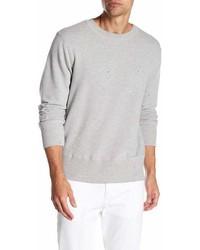 Joe's Jeans Edison Crew Neck Paint Splatter Sweatshirt
