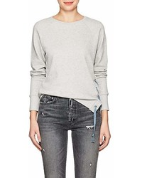 NSF Enzo Cotton French Terry Sweatshirt