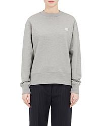 Acne Studios Fairview Emoji Cotton Sweatshirt