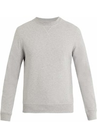Frescobol Carioca Active Crew Neck Cotton Blend Sweatshirt