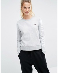Tommy Hilfiger Gray Sweatshirt