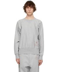 Maison Margiela Grey 1con Sweatshirt