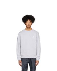 AFFIX Grey Basic Sweatshirt