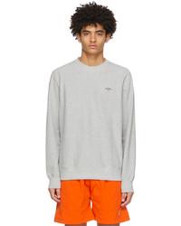 Noah Grey Classic Sweatshirt