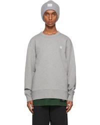 Acne Studios Grey Crewneck Sweatshirt