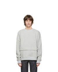 Goodfight Grey Deja View Sweatshirt