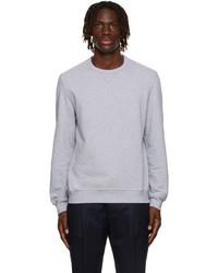 Brunello Cucinelli Grey French Terry Sweatshirt