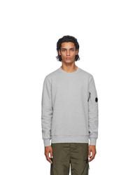 C.P. Company Grey Lens Sweatshirt