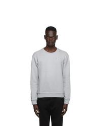 McQ Grey Phantom Jack Sweatshirt