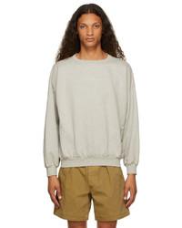 Maison Margiela Grey Sweatshirt