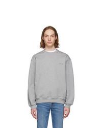Balenciaga Grey Sweatshirt